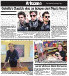 Oakville's Classick wins an Independent Music Award