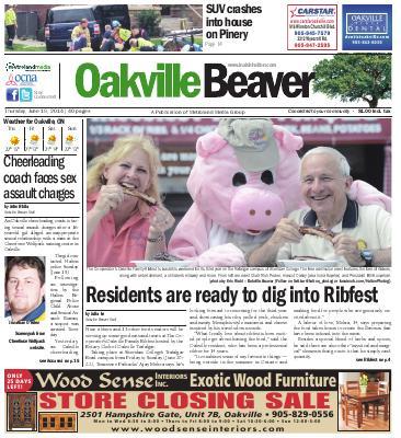 Oakville Beaver, 19 Jun 2014