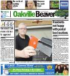 Oakville Beaver20 Jun 2014