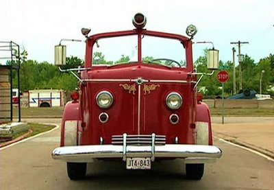 Oakville Fire Department - The History of Pumper No. 8