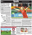 McNicoll, Canada advance to U-20 World Cup quarters