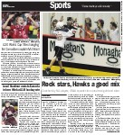 Rock stars, Hawks a good mix: Peewees needed two straight wins and a Burlington loss to reach provincial final