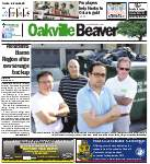 Oakville Beaver20 Aug 2014