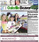 Oakville Beaver5 Sep 2014