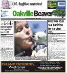 Oakville Beaver12 Sep 2014