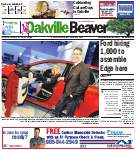 Oakville Beaver2 Oct 2014