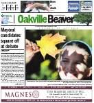 Oakville Beaver3 Oct 2014