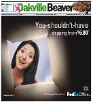 Oakville Beaver30 Oct 2014