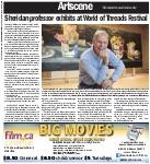 Sheridan professor exhibits at World of Threads Festival