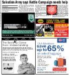 Salvation Army says Ketlle Campaign needs help