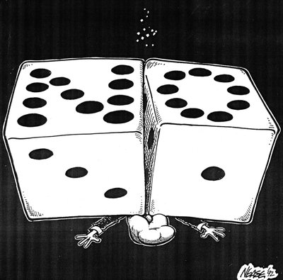 Steve Nease Editorial Cartoons: No Dice