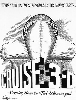 Steve Nease Editorial Cartoons: Cruise 3D