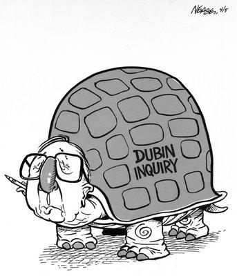 Steve Nease Editorial Cartoons: Dubin Inquiry