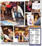 Art battle in Oakville
