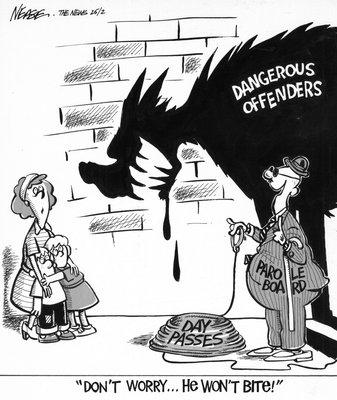 Steve Nease Editorial Cartoons: Don't worry, he won't bite!