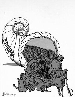 Steve Nease Editorial Cartoons: Ethiopia