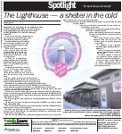 The Lighthouse: a shelter in the cold