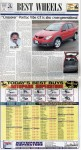 """Best Wheels"", page B1"