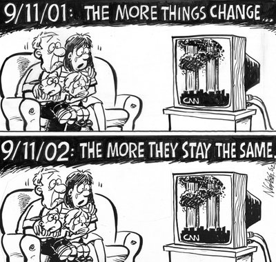 Steve Nease Editorial Cartoons: The More Things Change . . .