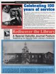 Oakville Public Library 100th Anniversary, page L01