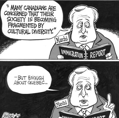 Steve Nease Editorial Cartoons: But enough about Quebec