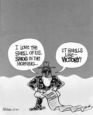 Steve Nease Editorial Cartoons: It Smells Like Victory