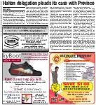 Halton delegation pleads its case with Province