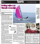 Setting sail on an Olympic campaign: Oakville's Merry, Victoria's Berry have sights on Rio de Janeiro 2016