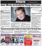 Jaxon Mercey nominated for Young Artist Award