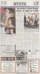 """Artscene"", page C8"
