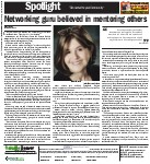 Networking guru believed in mentoring others