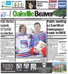 Oakville Beaver9 Apr 2015