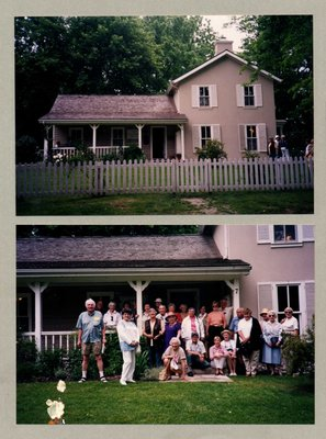 Bronte Horticultural Society's Summer Garden Tour & Barbecue, 17 June 2000