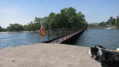 Bronte west pier