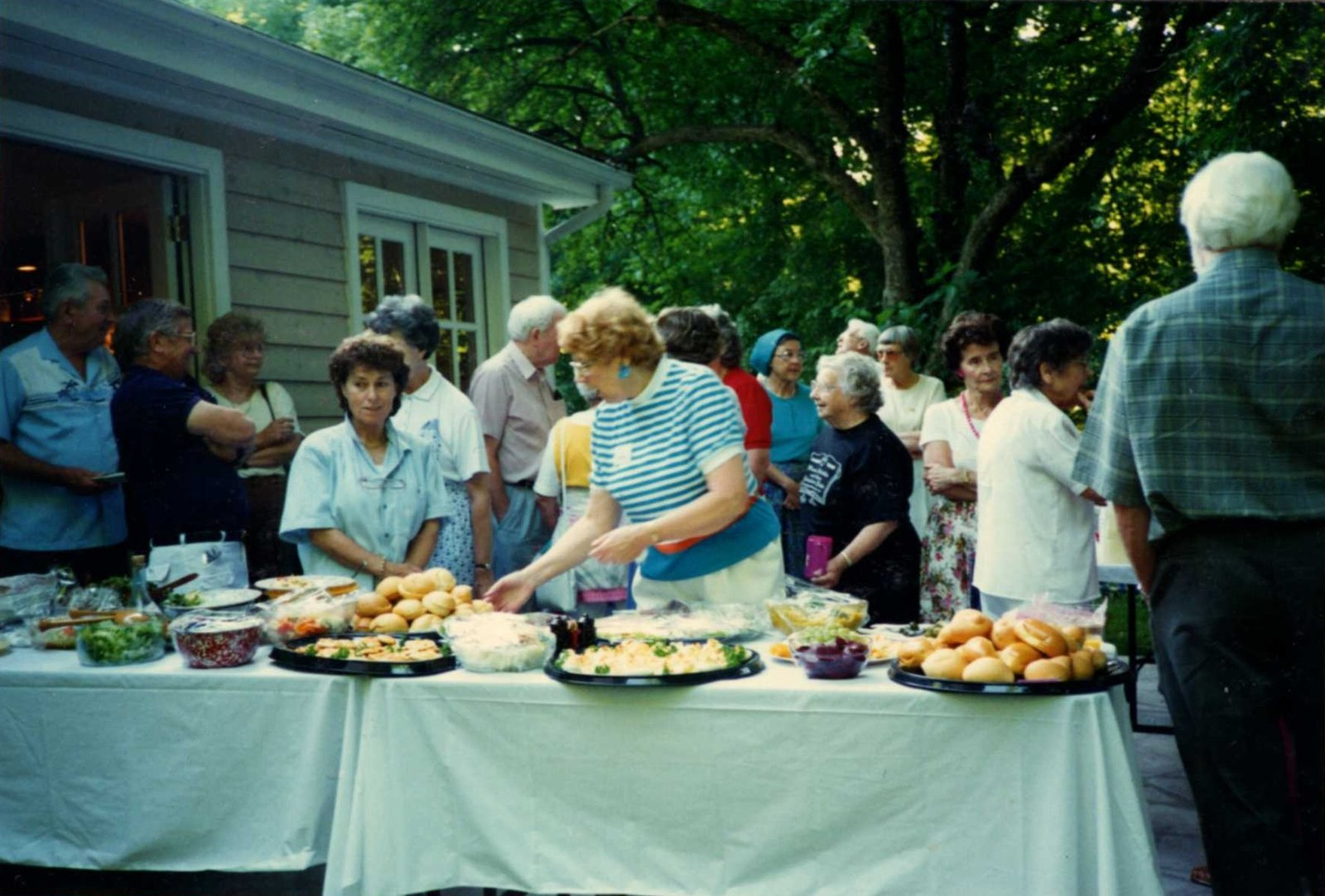 Sovereign House Picnic (July 1996)