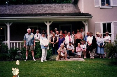 Bronte Horticultural Society Summer Garden Tour & Barbecue (June 17, 2000)