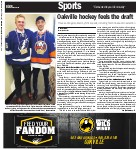 Oakville hockey feels the draft