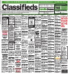 Classifieds, page 20