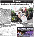 Jazz Festival descends on downtown Aug. 7-8