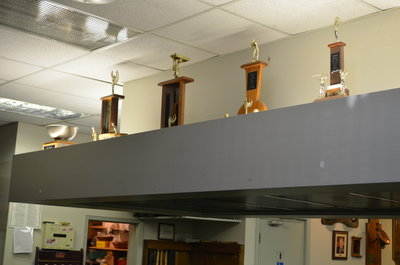 Bronte Legion trophies