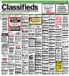Classifieds, page 42