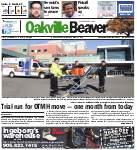 Oakville Beaver13 Nov 2015