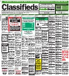Classifieds, page 44