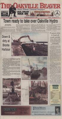 Oakville Beaver, 12 Jan 2000