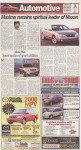 """""""Automotive"""", page C1"""
