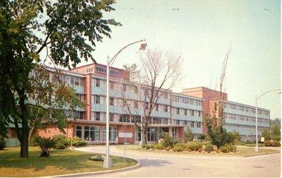 Oakville Trafalgar Memorial Hospital, Reynolds Street