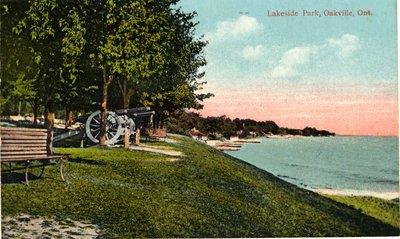 Lakeside Park, Oakville, Ont