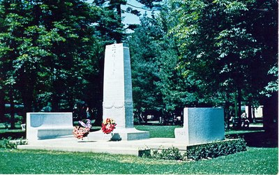 The Cenotaph in George's Square