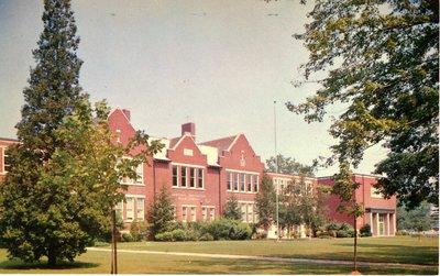 Oakville Trafalgar High School