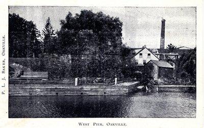 West Pier, Oakville